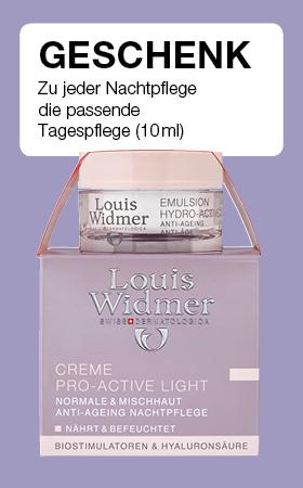 Geschenk Tagespflege (10 ml) zu jeder Nachtpflege
