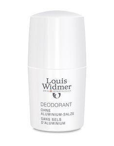 Deodorant aluminium salts free