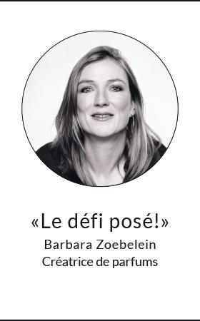 Image Barbara Zoebelein, créatrice de parfums