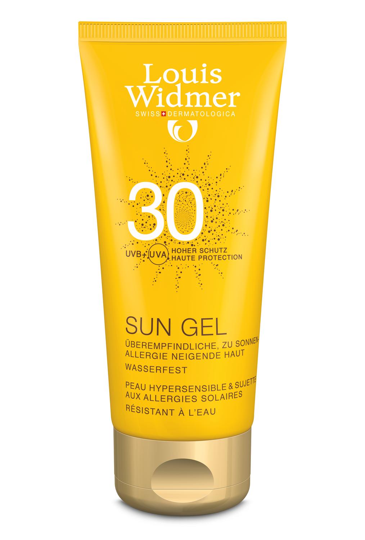 Sun Gel 30