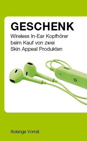 Geschenk Skin Appeal 2019 Wireless In-Ear Kopfhörer